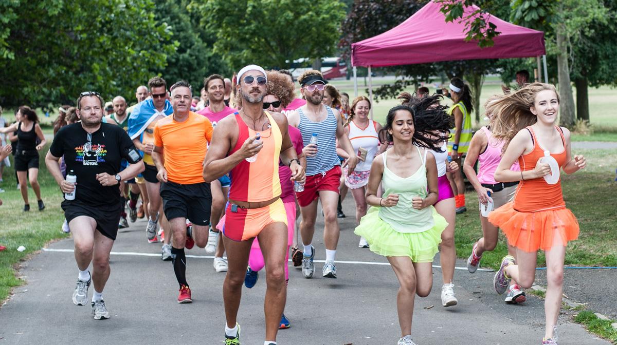 Pride Rainbow Run 2017