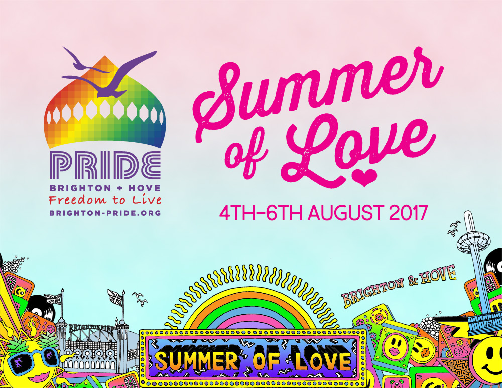 Image result for brighton pride