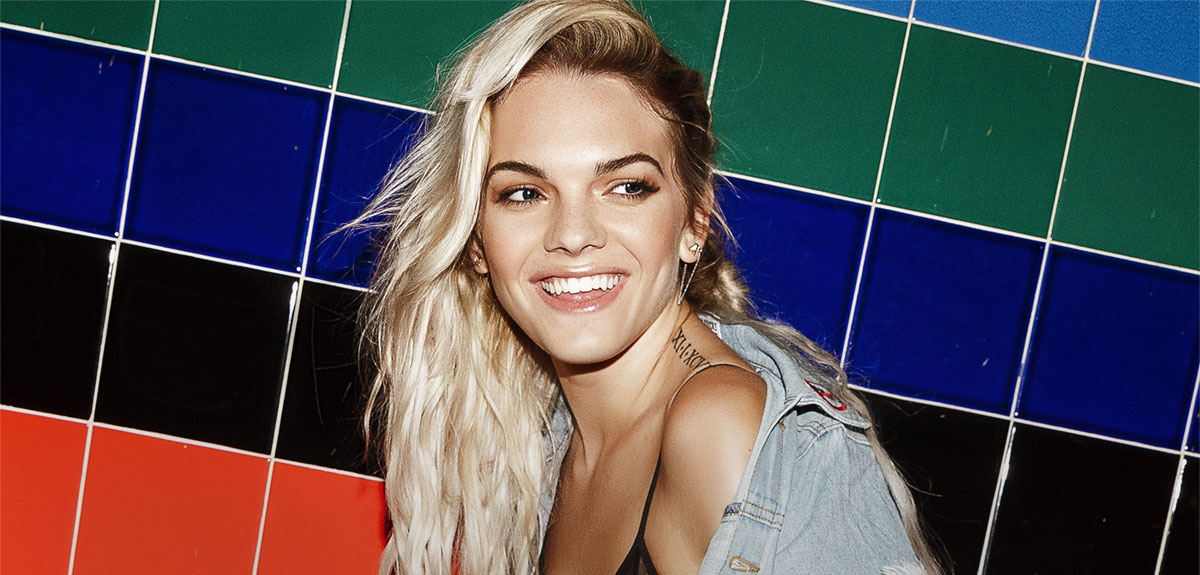 Pop goddess Louisa Johnson joins Pride's Main Stage spectacular