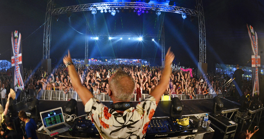 David Morales and Jocelyn Brown headline the last Wild Fruit at Pride