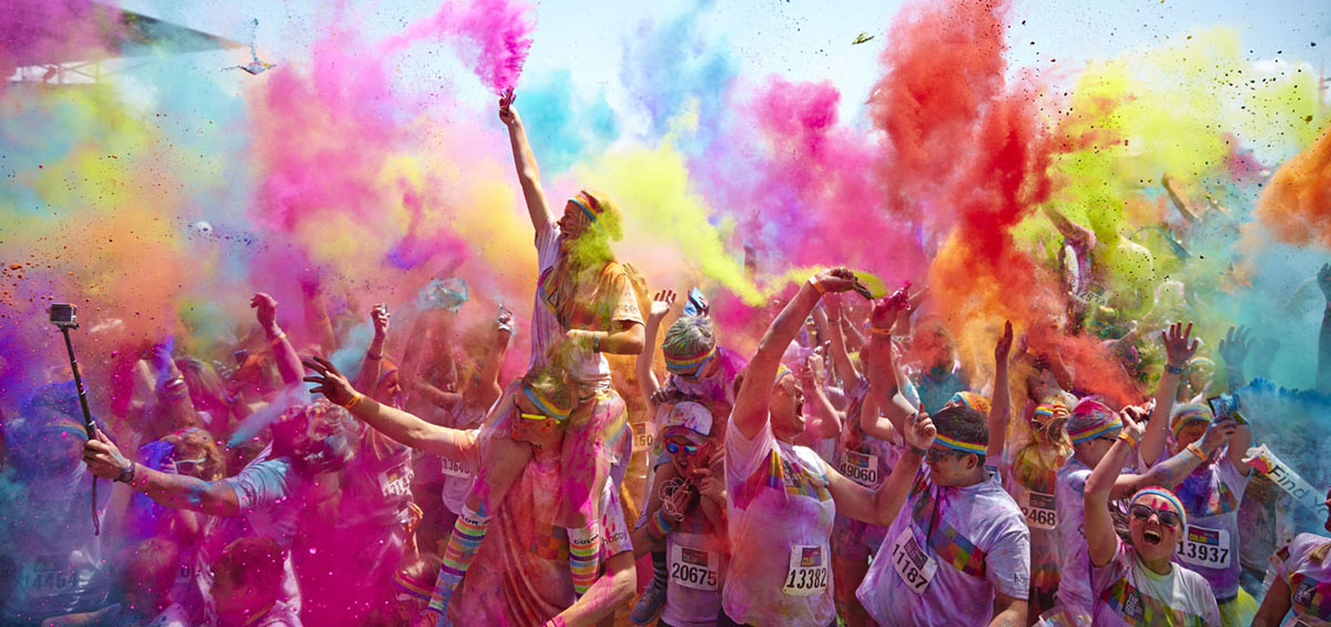 The Planet's Happiest 5k hits Brighton this September