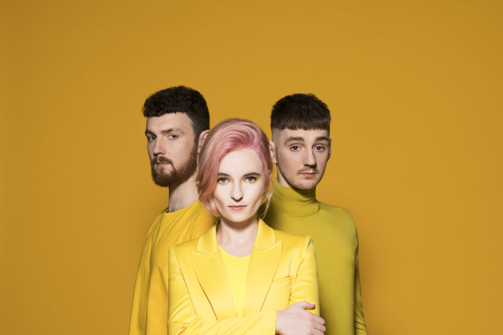 Grammy Award Winners Clean Bandit To Play Pride In The Park