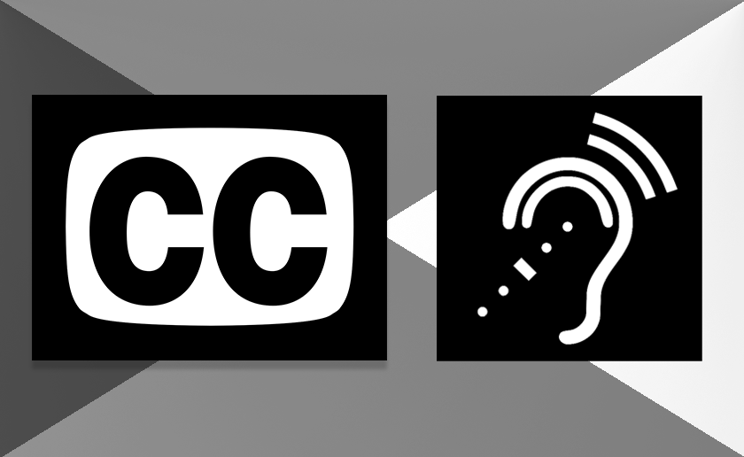 Closed Captions on YouTube Live