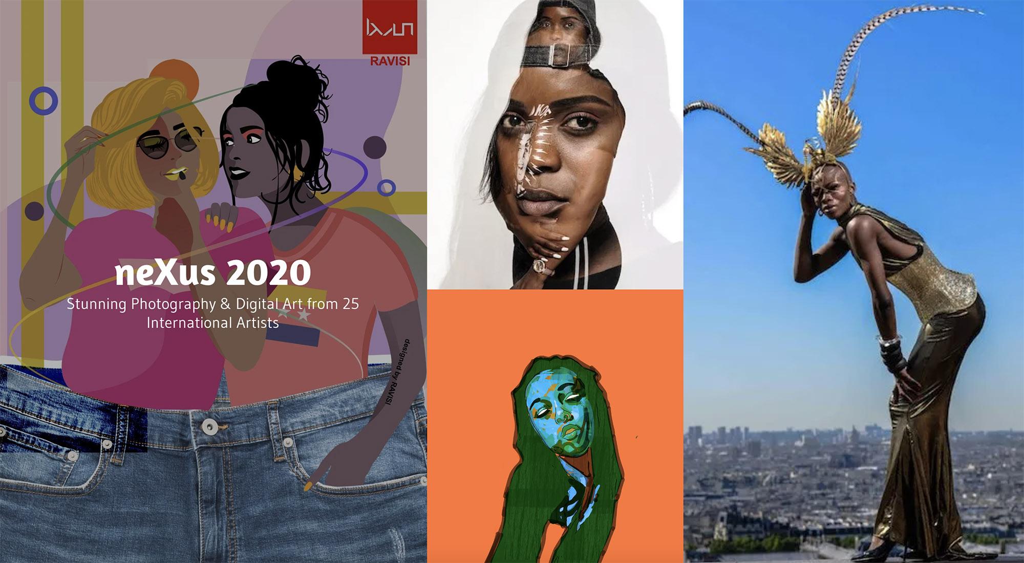 Pride Supports Nexus 2020 Arts Exchange