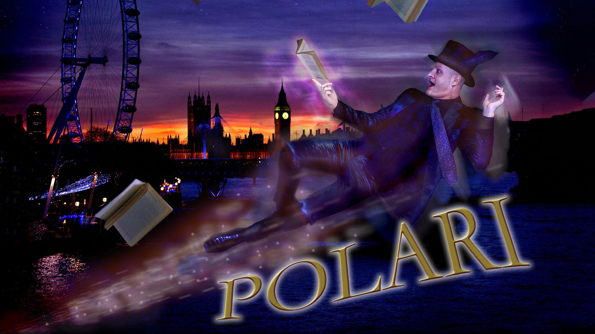 30 Sept: Polari LGBTQ+ Literary Salon