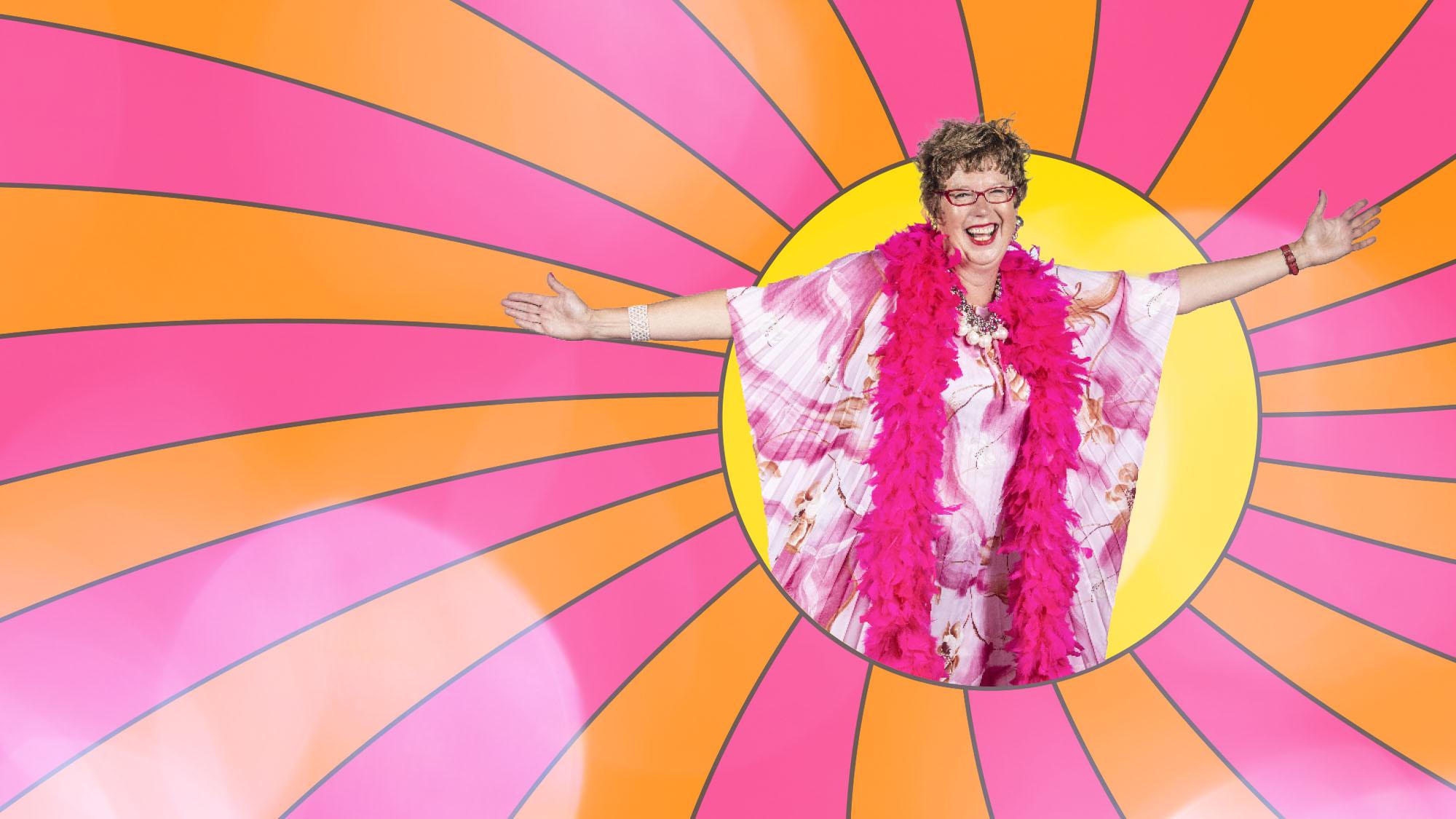 20 Nov: Lorraine Bowen's Polyester Fiesta